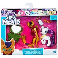 My Little Pony Set 2 pony with Rarity and Capper Dapperpaws accessories - Game set