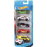 Hot Wheels Angels 5 Pieces - Toy Car Set