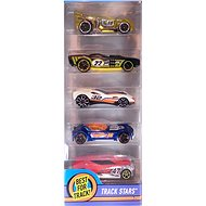 Hot Wheels Angels 5pcs - Track Stars - Toy Car Set