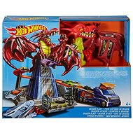 Hot Wheels Dragon Blast - Game set