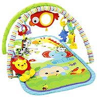 Fisher-Price 3 in1 Musical Activity Set - Rainforest Friends