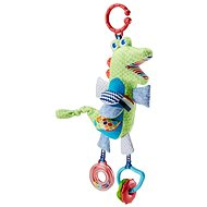 Fisher-Price Activity Alligator - Baby Rattle