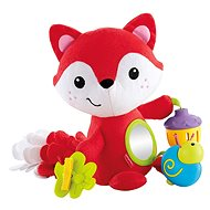 Fisher Price Activity Fox - Baby Rattle