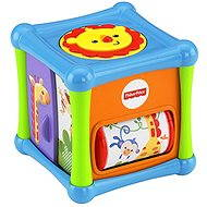 Fisher-Price Animal Activity Cube - Game set