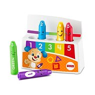 Fisher-Price - Colour Crayons CZ - Game set