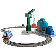 THOMAS - Set Demolition in the docks - Toy train