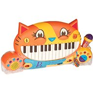 B-Toys Meowsic Cat Keyboard - Musical Toy