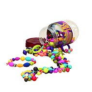 B-Toys Connecting Beads and Shapes Pop Arty 275pcs - Creative Kit