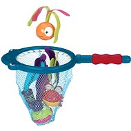 B-Toys Dip-Net with Diving Toys Finley the Shark - Water Toy
