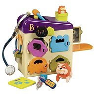 B-Toys Pet Vet Clinic - Game Set