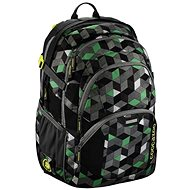 CoooZoo JobJobber 2 Crazy Cubes - School Backpack