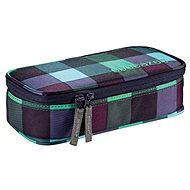 CoocaZoo PencilDenzel Green Purple District - Pencil Case