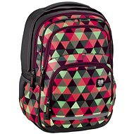 Hama All Out Selby Happy Triangle - School Bag