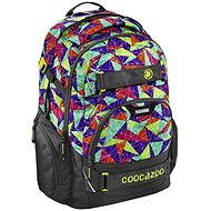 CoCaZoo CarryLarry 2 Spike Pyramid - School Bag