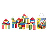Woody Building Blocks 100pcs - Building Kit