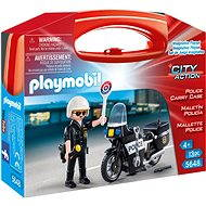 Playmobil Police Carry Case 5648 - Building Kit