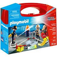 Playmobil 5651 Portable Box - Firemen - Building Kit