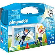 Playmobil 5654 Soccer Shootout Carry Case - Building Kit