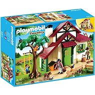 Playmobil 6811 Country Forest Ranger's House - Building Kit