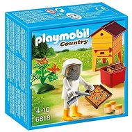 Playmobil 6818 Bee Keeper with Honey - Building Kit