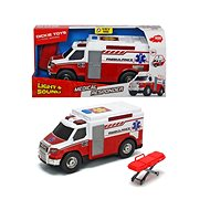 Dickie AS Ambulance Car - Toy Vehicle