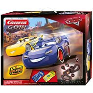 Carrera GO 62446 Cars 3 - Radiator Springs - Slot Car Track