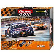 Carrera GO 62448 DTM Speed ??Club - Slot Car Track