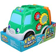 Rubbish Removal Truck - Toy Vehicle