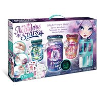 Nebulous Stars Galaxy Wish Jars - Creative Kit