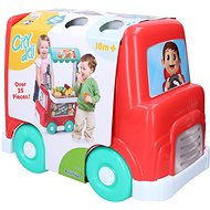 Ice Cream Van - Toy Vehicle