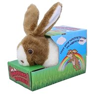 Rabbit walking and whistling - Plush Toy