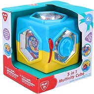 Block with 5-in-1 Activities - Toddler Toy