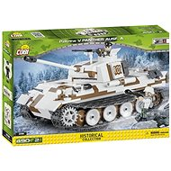 Cobi 2511 PzKpfw In Panther Ausf. AND - Building Kit