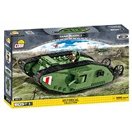 Cobi 2972 ??Great War Tank Mark I - Building Kit