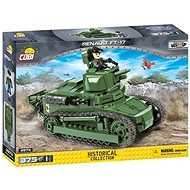 Cobi 2973 Great War Tank Renault FT-17 - Building Kit
