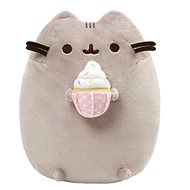 Pusheen with a Cake - Plush Toy
