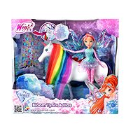WinX: Bloom Tynix and Elas the Unicorn - Doll