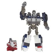 Transformers BumbleBee Autobot - Silver-blue - Figure