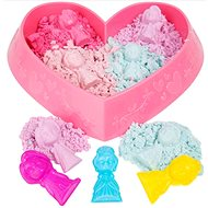 Princess Sparkle Sand Fun - Modelling Clay