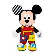 Clementoni Plush Mickey with pockets - Toddler Toy