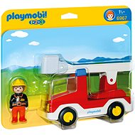 Playmobil 6967 Fire Truck - Toddler Toy