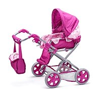 Woody Doll Stroller Unicorn - Small - Doll Stroller