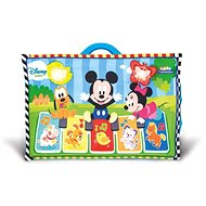 Clementoni Baby Mickey Playing Board into a crib - Toddler Toy