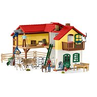 Schleich Big house on the farm