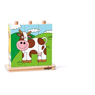 Woody Kubus Threaders - Pets - Picture Blocks