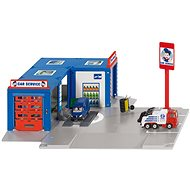 Siku World - Garage - Game Set