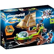 Playmobil Pirate Chameleon with Ruby 9000 - Building Kit
