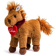 Lumpin Horse Stefan, Brown - Small - Plush Toy