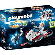 Playmobil 9003 Skyjet with Dr. X & Robot