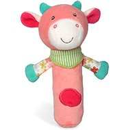 Nuk Happy Farm Pink Cow - Toddler Toy
